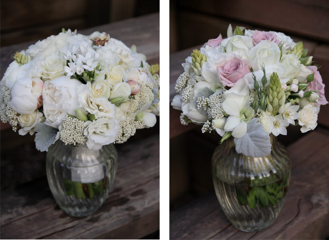 Maple Florist, Elicia and James wedding